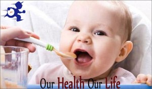 Baby food of first twelfth month of Baby life - Diet and nutrition