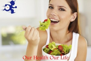 Balanced diet for lead a healthy life