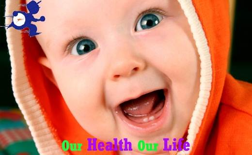 Take care of children teeth and gums - Mother and child care