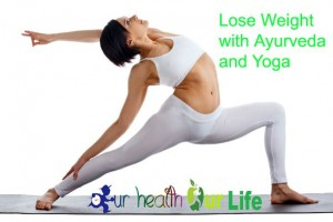 Ayurvedic Tips to Lose Weight - The safest and natural way.