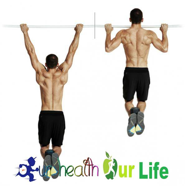 How to gain weight fast - Pull-Ups