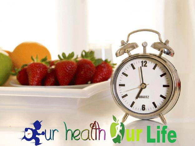 How to lose weight fast - Organize mealtimes