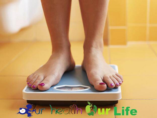 How to lose weight fast - Weigh yourself only once a week