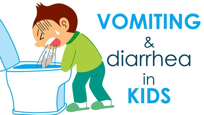 Vomiting and Diarrhea in KIDS