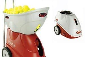 Lobster Sports Elite Grand Iv Portable Tennis Ball Machine