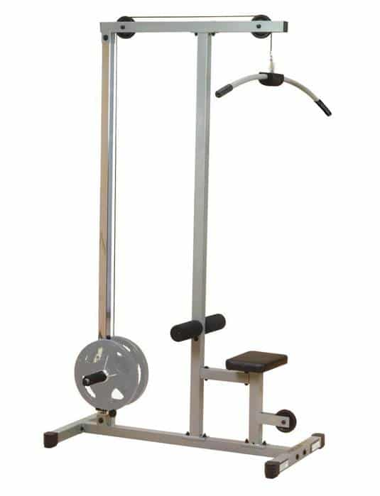 Powerline PLM180X Lat Machine