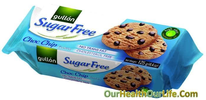 Sugar-free items