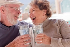 Benefits of Drinking More Water for Seniors