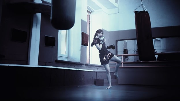 mma training at home for beginners