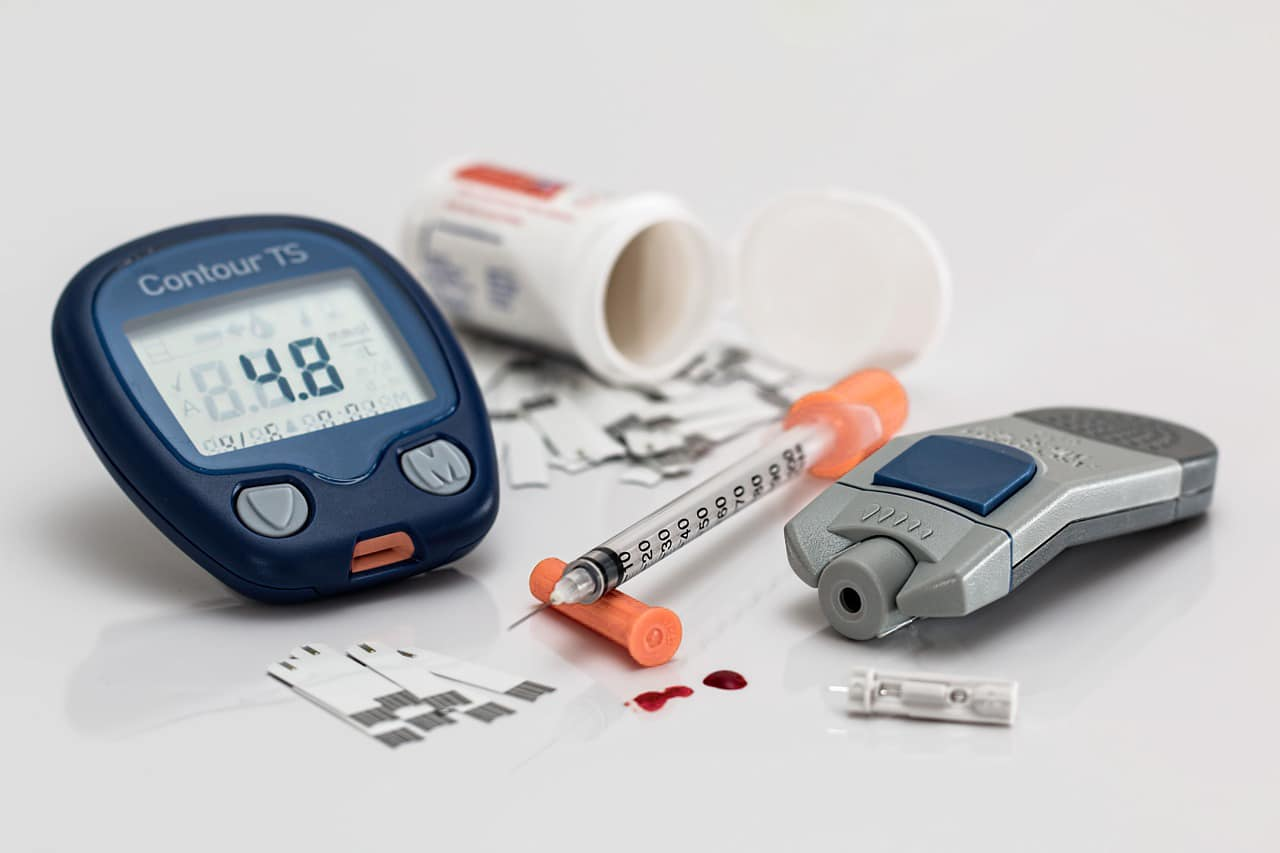 Diabetes -The Role of CBD plays for its treatment