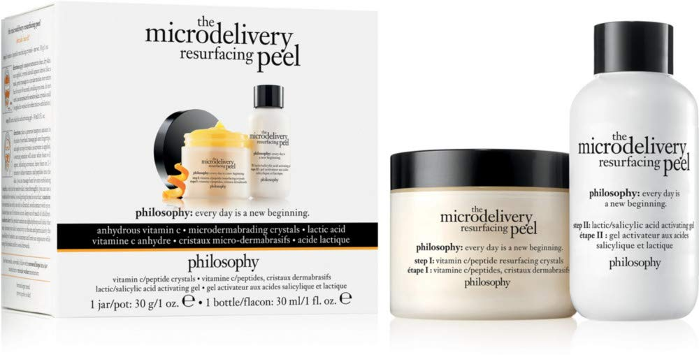 How to use Philosophy microdelivery peel