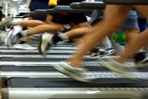 Marathon Training On A Treadmill