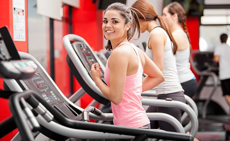 Benefits of the Treadmill for Singaporean Ladies