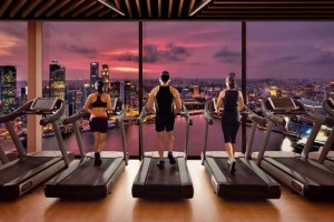 Treadmills and the Modern Singaporean Lifestyle