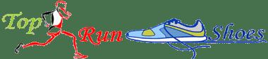 Top Run Shoes logo