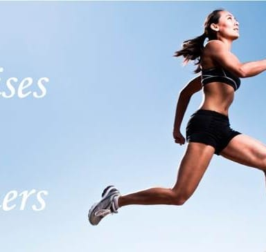 Best exercises for runners