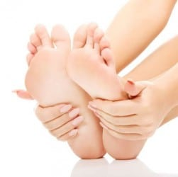 How to get rid of foot pain