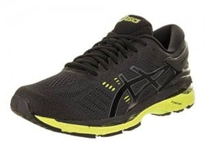 Asics Gel-Kayano 24 flat feet runner's running shoes