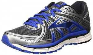 Brooks Adrenaline GTS 17 running shoes for flat feet