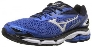 Mizuno Wave Inspire 13 running shoes with minimal arch support for flat feet