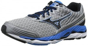 Mizuno Wave Paradox 2 running shoes for athletes with flat feet