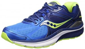 Saucony Omni 15 running shoes for runners with flat arches support