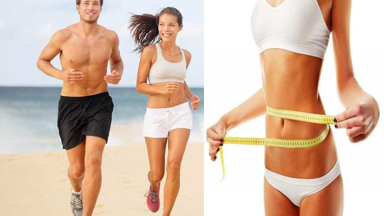 how long will it take to lose belly fat by running