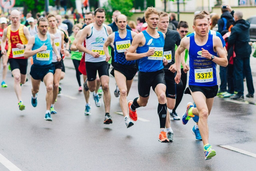 How Long Does It Take to Run a Marathon? average time to run a marathon