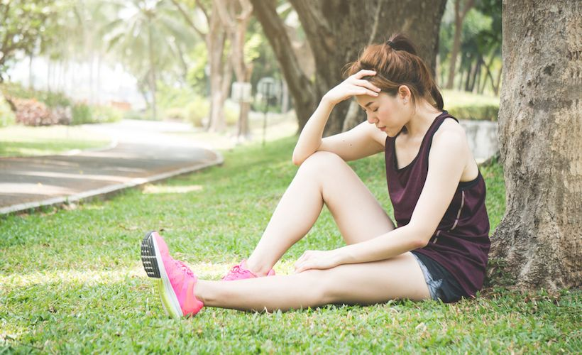 Avoid Headaches After Running