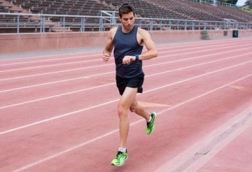 Couch to 10K training program in 10 weeks