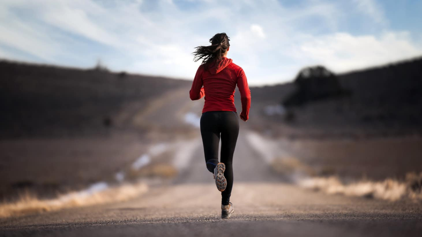 Tips for running alone