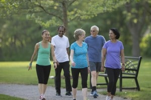 Tips for walking with diabetes and walking benefits for diabetes