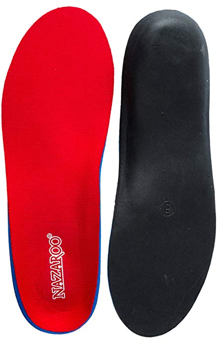 Orthotic Insoles by Nazaroo