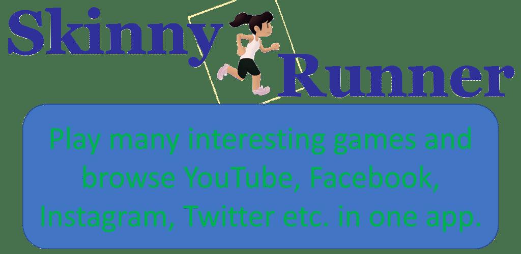 Skinny Runner App
